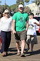 anna faris santa monica pier with chris pratt 20