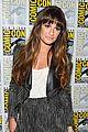 lea michele glee cast hits comic con 2012 19