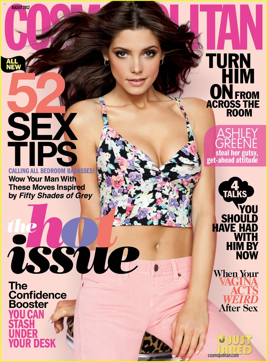 ashley greene covers cosmopolitan august 2012 01