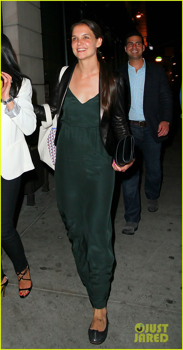 Katie Holmes: Dinner with Lawyer Jonathan Wolfe!: Photo ... Katie Holmes Attorney