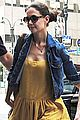 katie holmes yellow dress 03