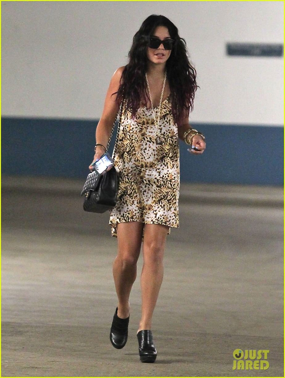 vanessa hudgens wild side dress 10