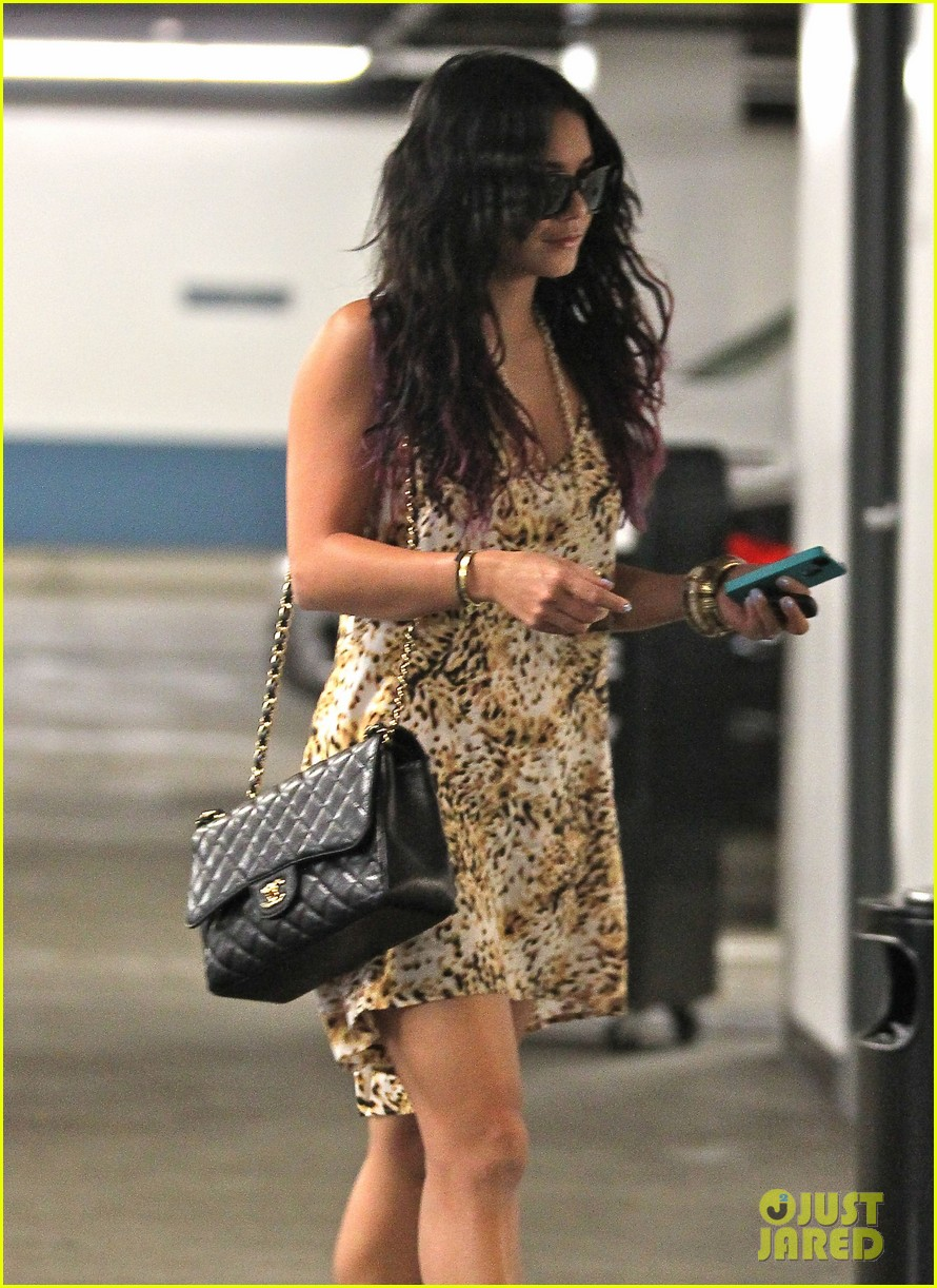vanessa hudgens wild side dress 13