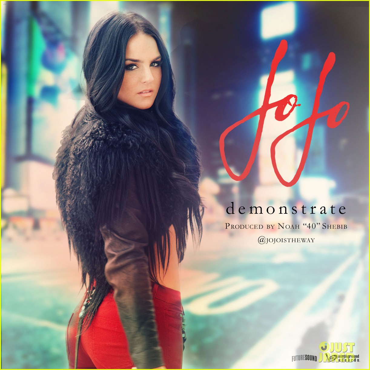jojo new song demonstrate