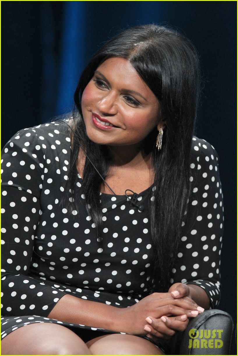 mindy kaling mindy project summer tca tour 102690970