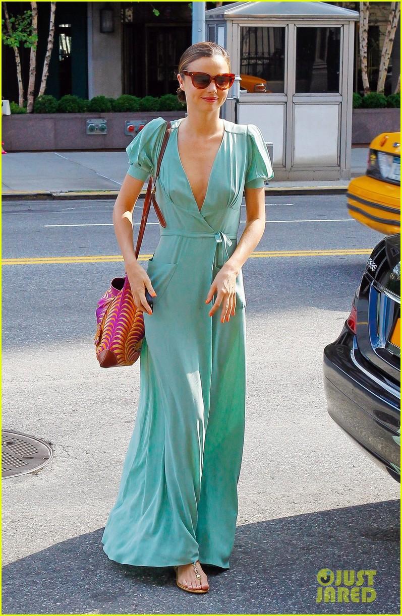 Miranda kerr maxi dress