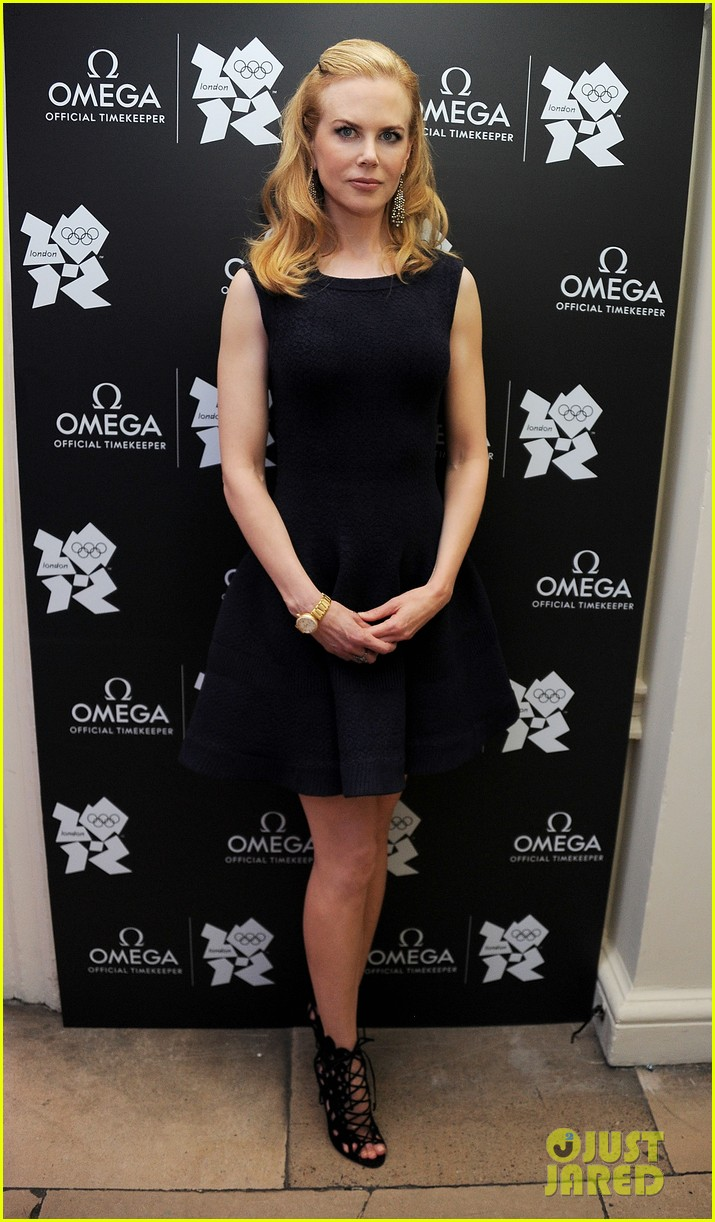 nicole kidman omega launch with keith urban 032693400