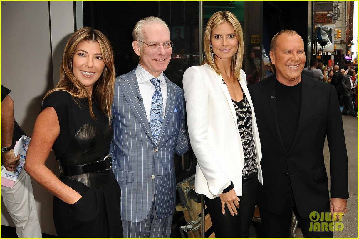 heidi klum project runway premieres tonight 032689547