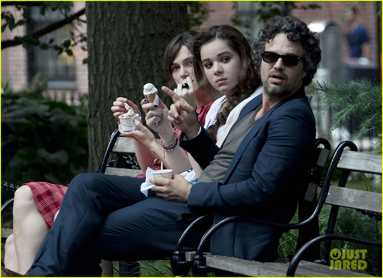 keira knightley mark ruffalo song ice cream break 11