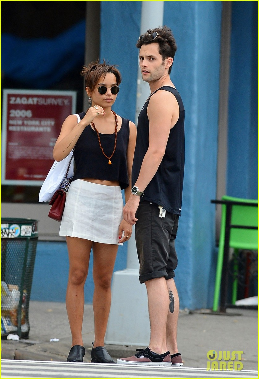 zoe kravitz penn badgley east village lovers 08