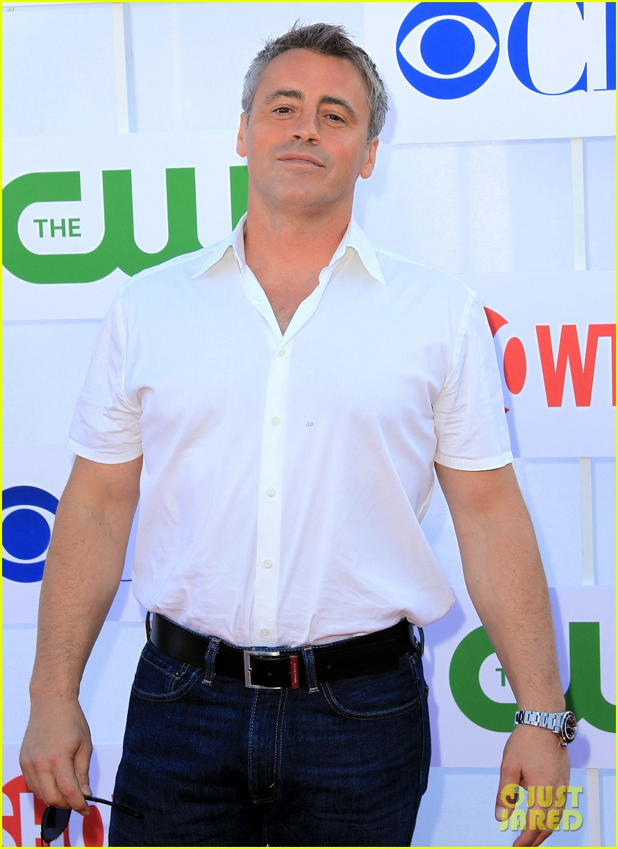 matt leblanc lisa kudrow friends reunion at tca party 08