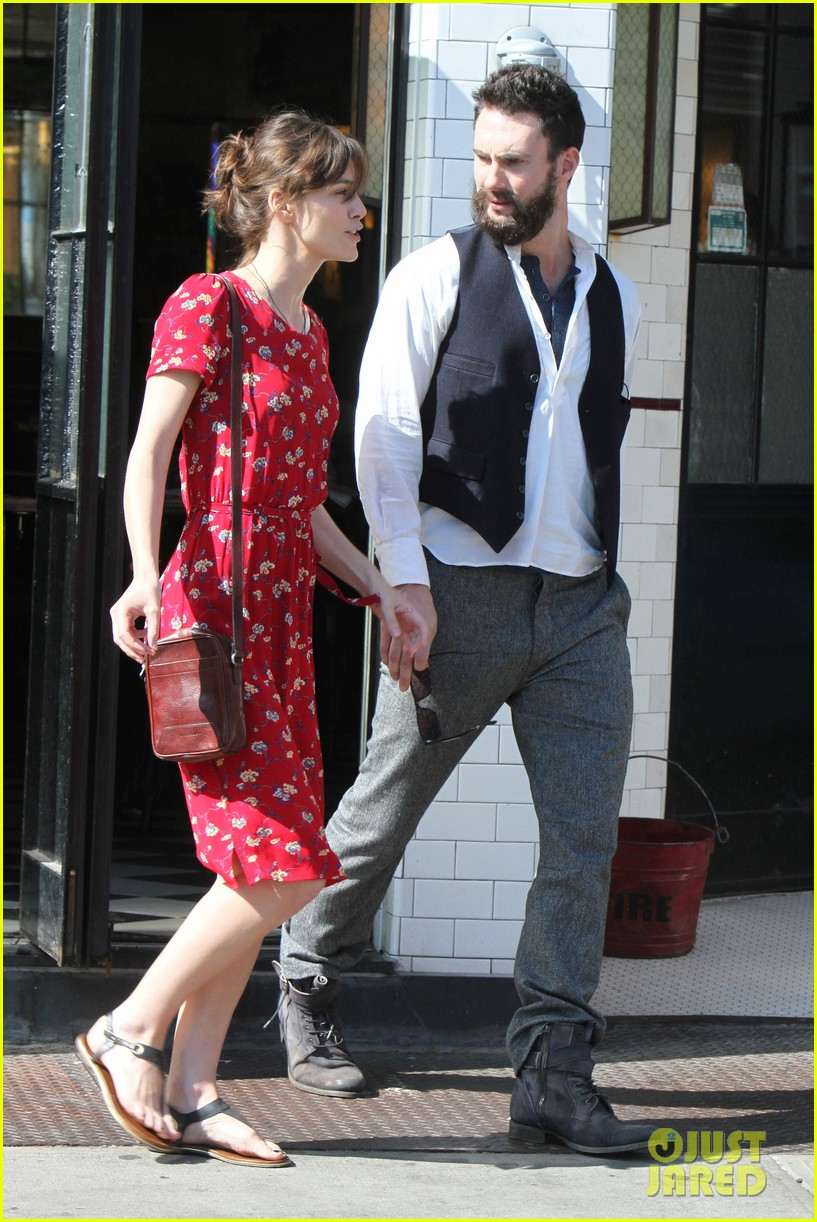 adam levine keira knightley song set 17