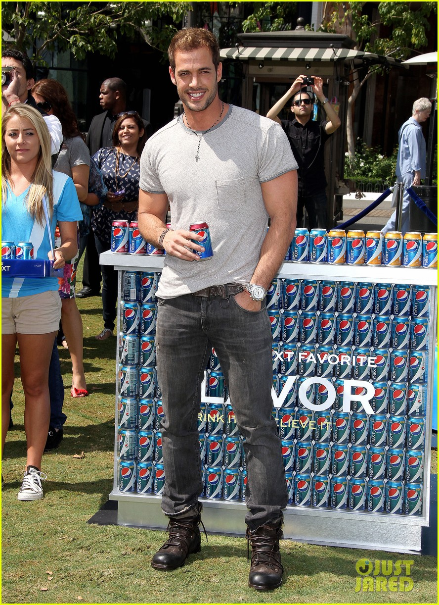 william levy pepsi launch 022688838