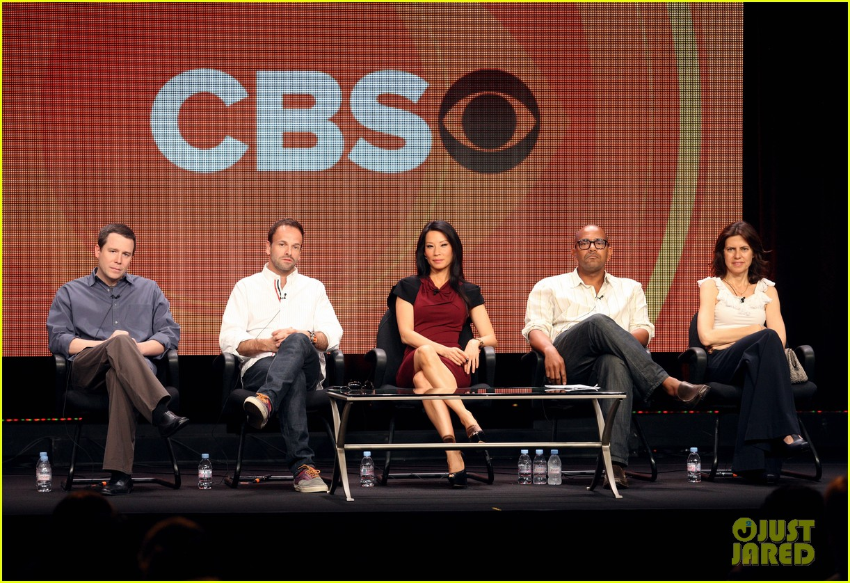 lucy liu janet montgomery toni trucks tca press tour 14