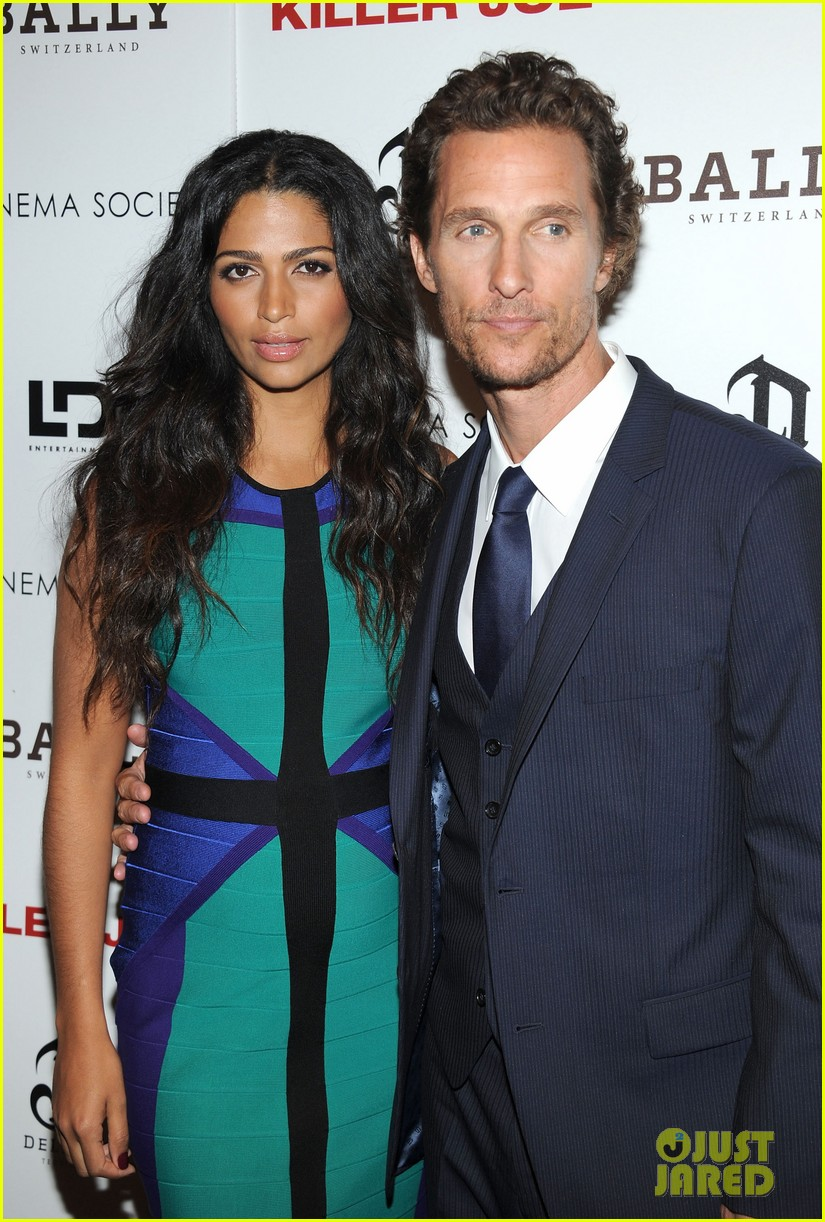 matthew mcconaughey killer joe premiere 10