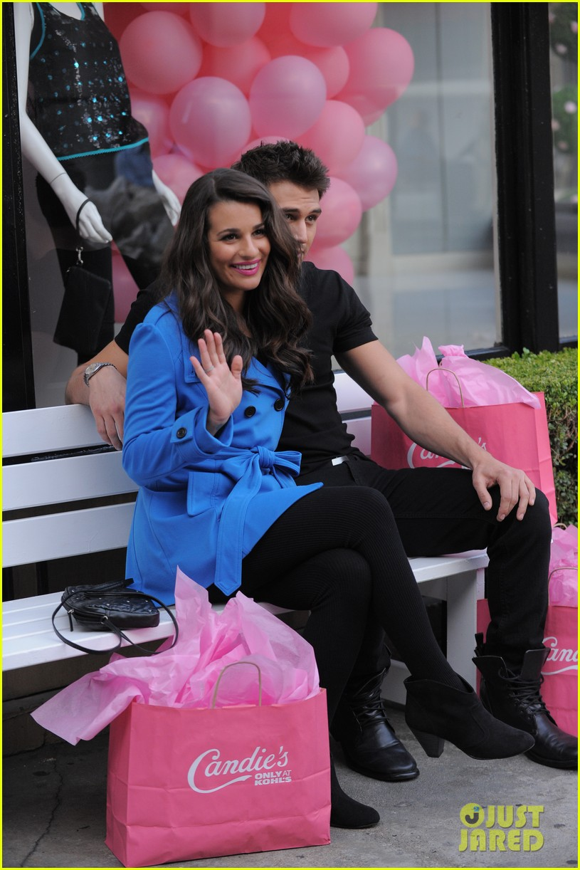 lea michele candies campaign 14
