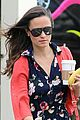 pippa middleton starbucks stop in london 04