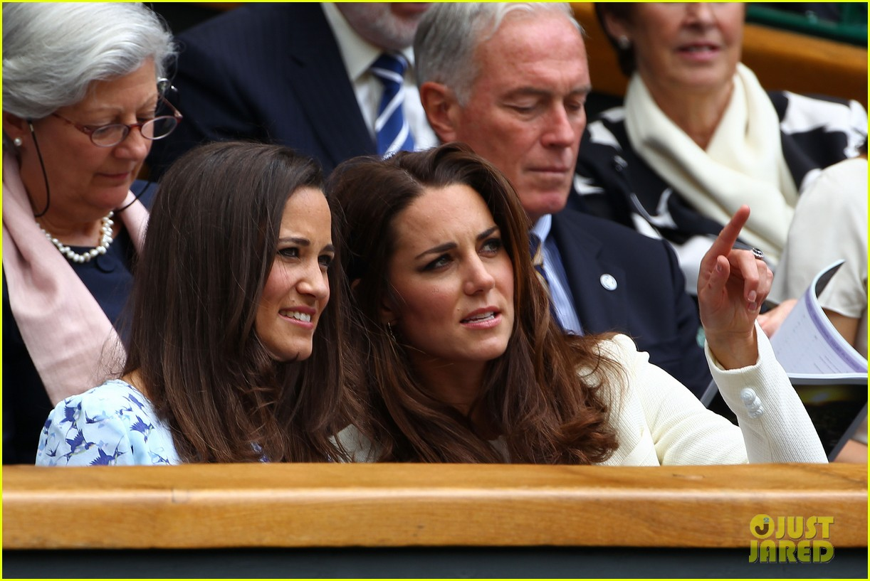 duchess kate pippa middleton wimbledon 03