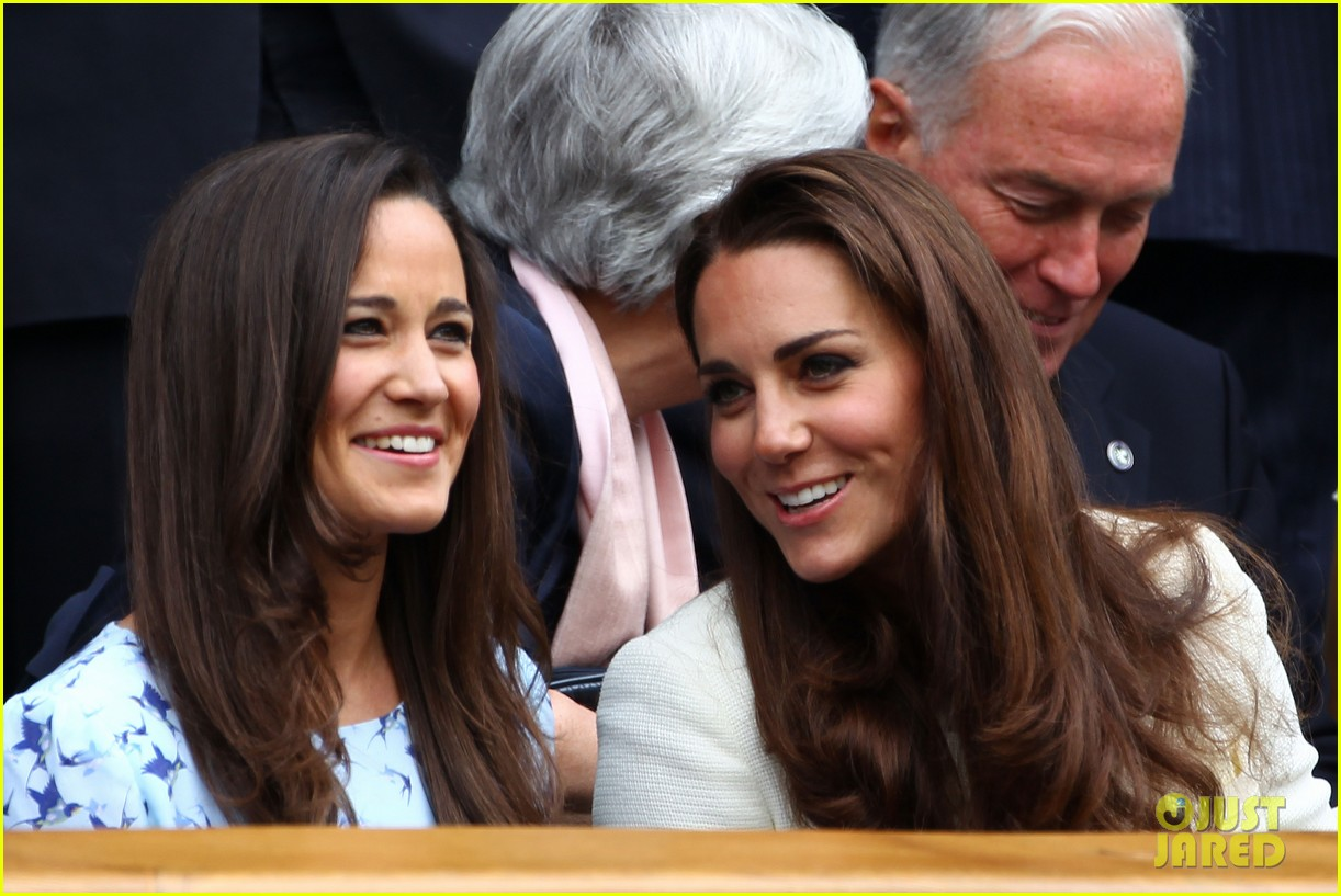duchess kate pippa middleton wimbledon 06