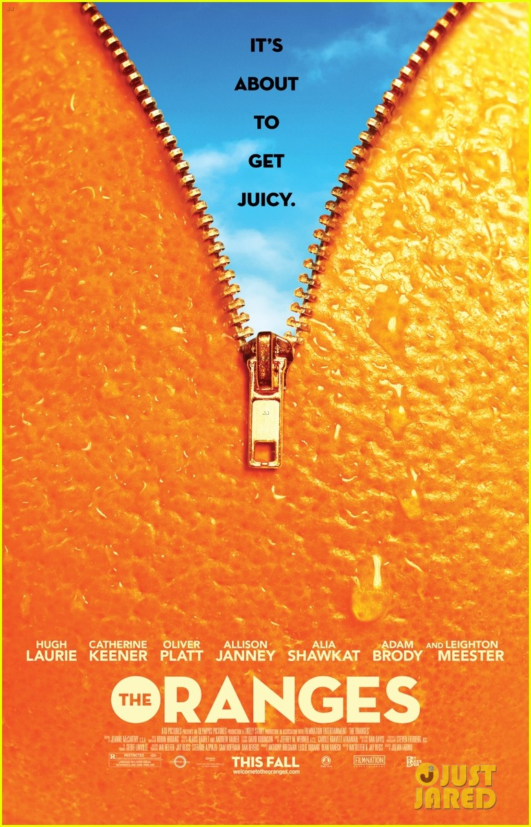 leighton meester adam brody oranges poster premiere exclusive 02