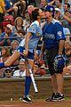 chord overstreet chrissy teigen celebrity softball game 16