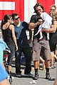 jared padalecki food festival with genevieve thomas 16