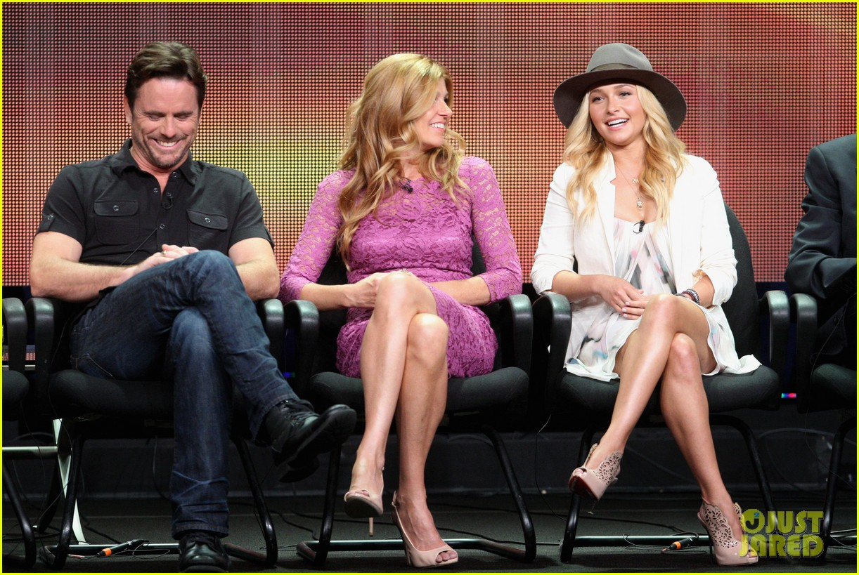 hayden panettiere connie britton tca press tour 10