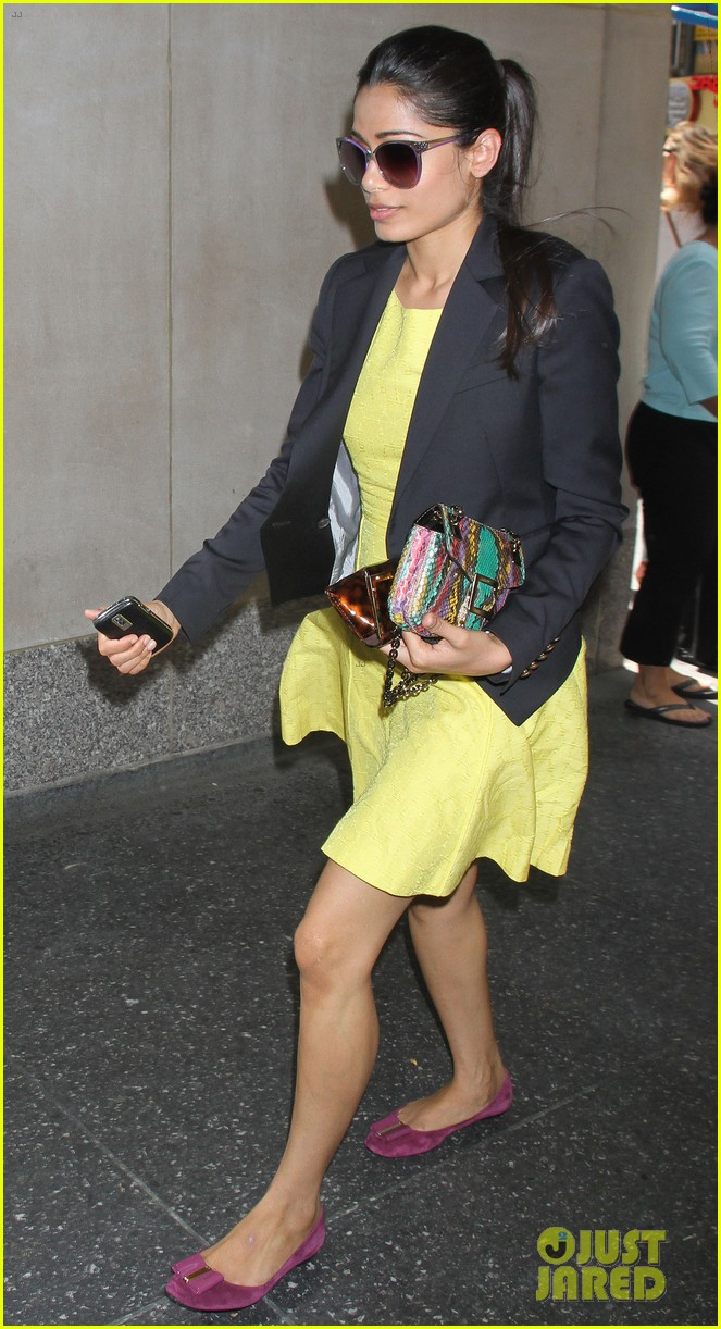 freida pinto promotes trishna in new york city 12
