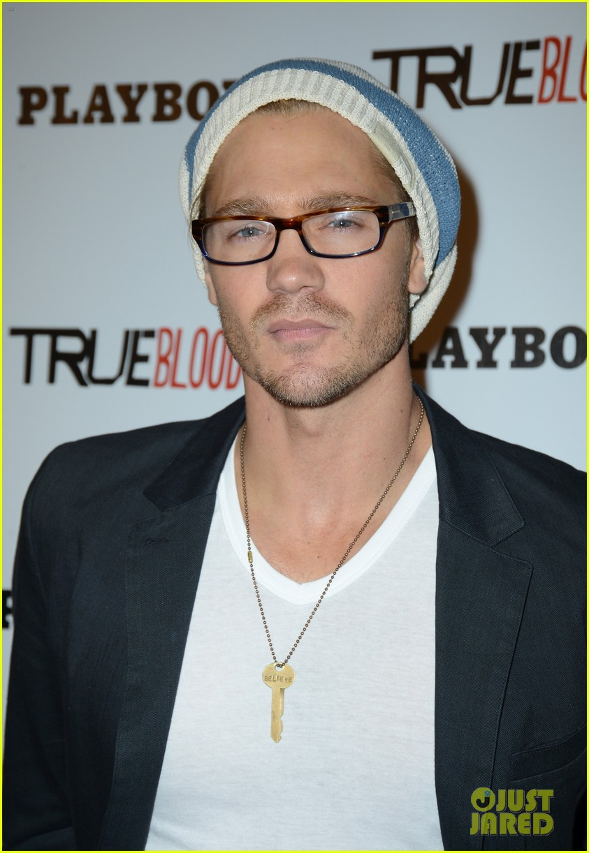 Chad Michael Murray: Playboy & 'True Blood' Party! Playboy-and-true-blood-party-09
