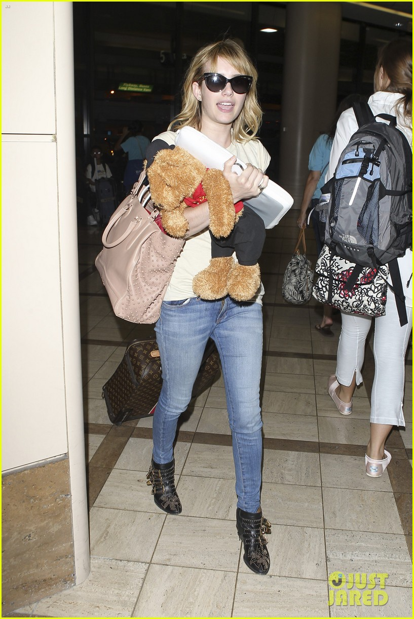 emma roberts teddy bear traveler 02