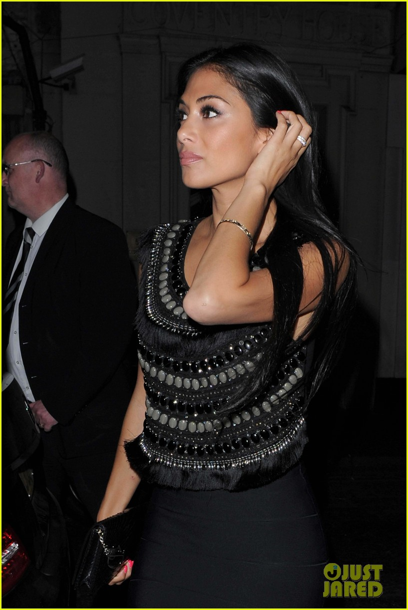 nicole scherzinger birthday celebration 10