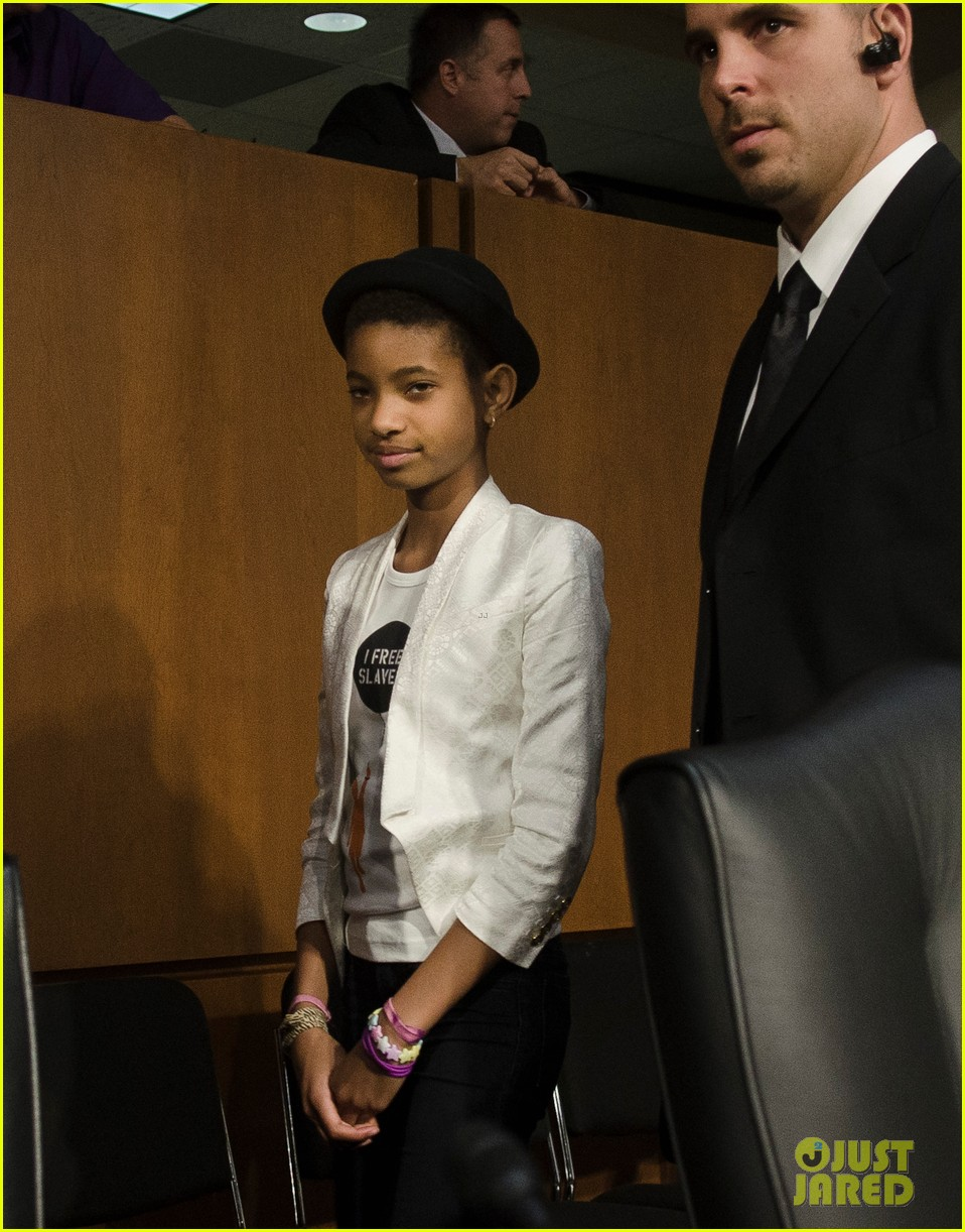 willow smith testifies on capital hill with will willow 042688818