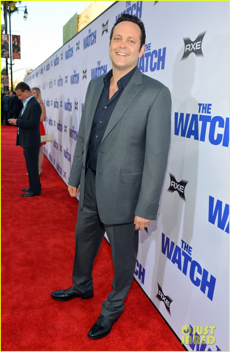 ben stiller vince vaughn the watch premiere 22