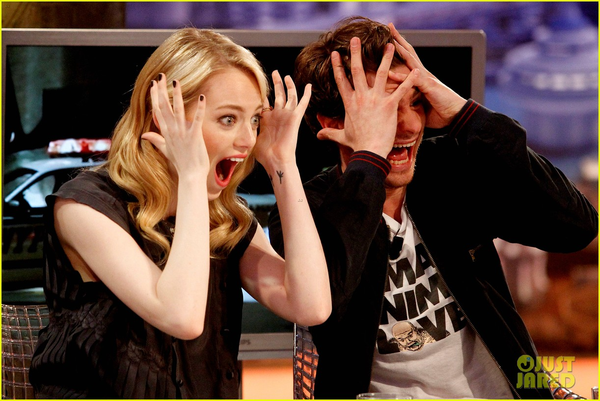 emma stone andrew garfield spider man tops july 4th 03