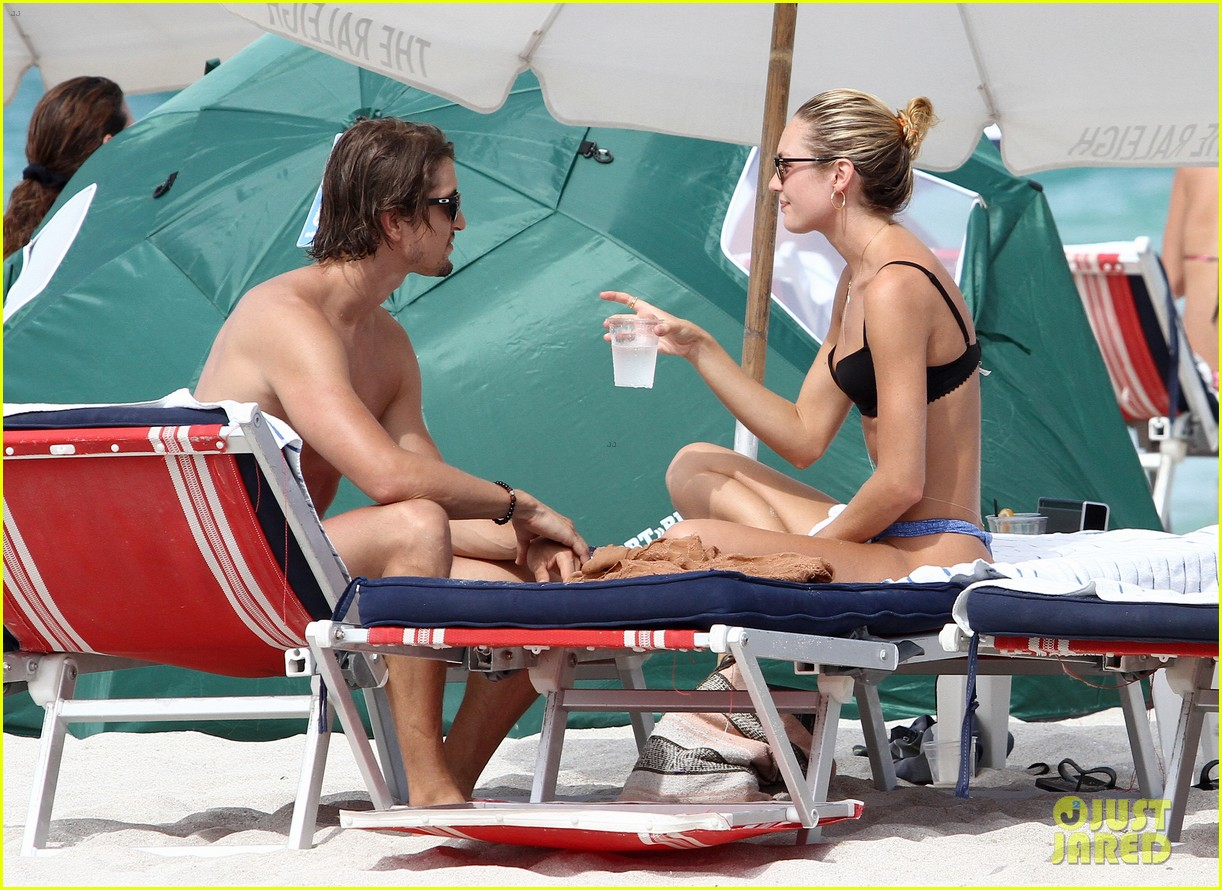 candice swanepoel hermann nicoli miami beach 13