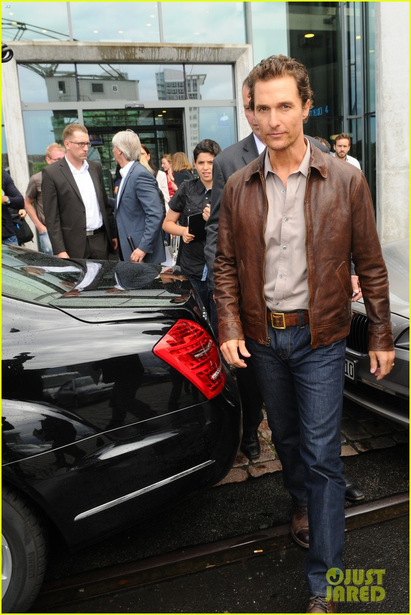 channing tatum matthew mcconaughey magic mike germany photo call 122686285