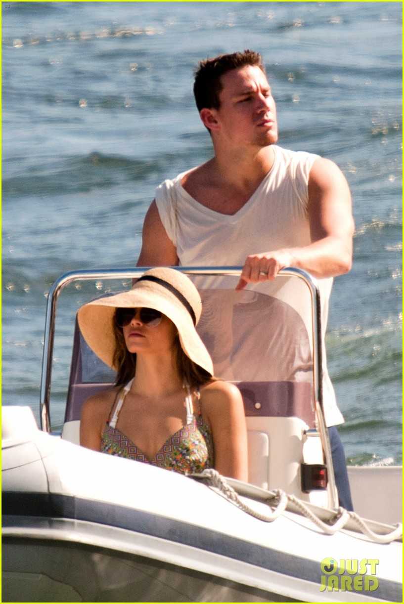 channing tatum jenna dewan italy with stacy keibler 07