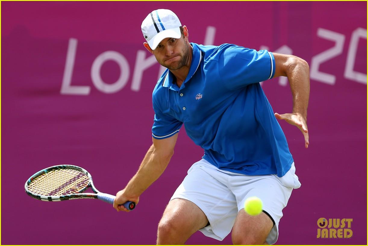 venus serena williams andy roddick olympic tennis 11