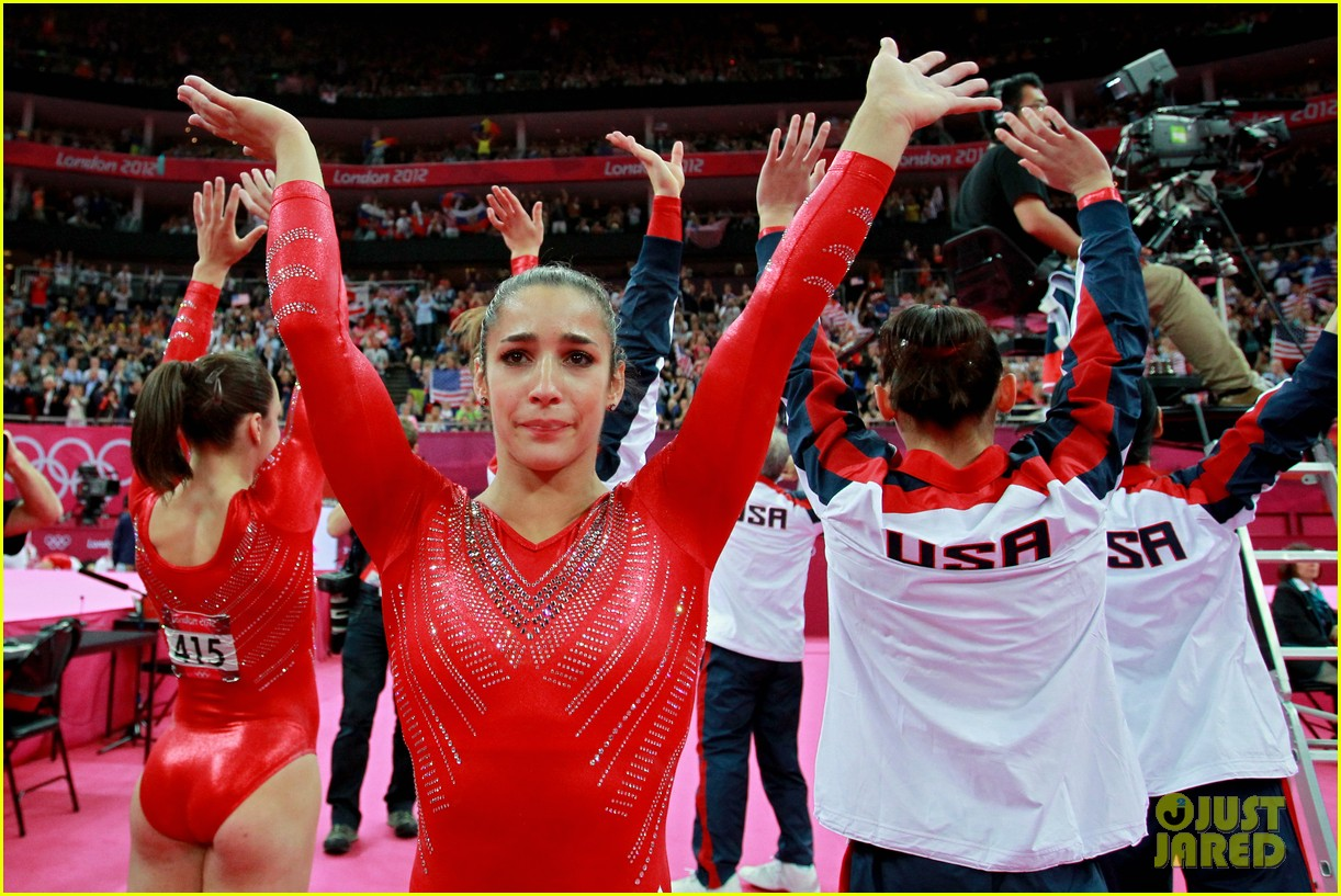 us womens gymnastics team wins gold medal 26