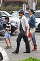 catherine zeta jones lunch with michael and dylan 04