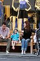 alyson hannigan mckayla maroney visits himym set 13