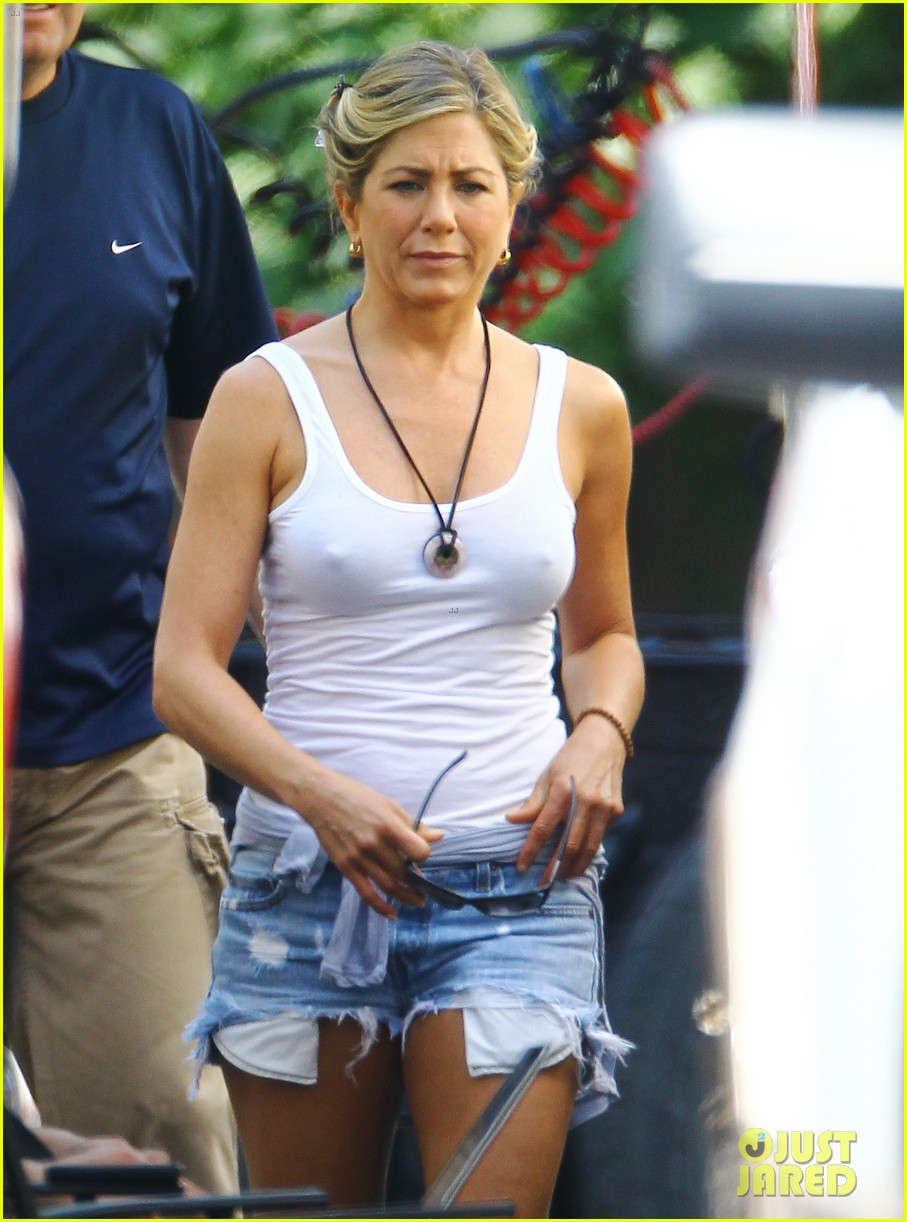 jennifer aniston were the millers in wilmington 02