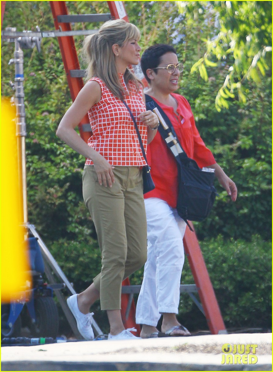 jennifer aniston were the millers in wilmington 08