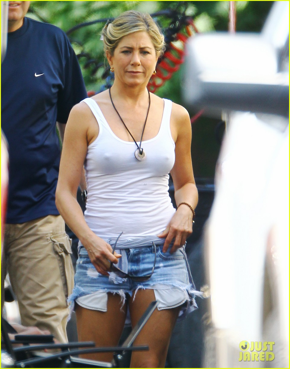 jennifer aniston were the millers in wilmington 14
