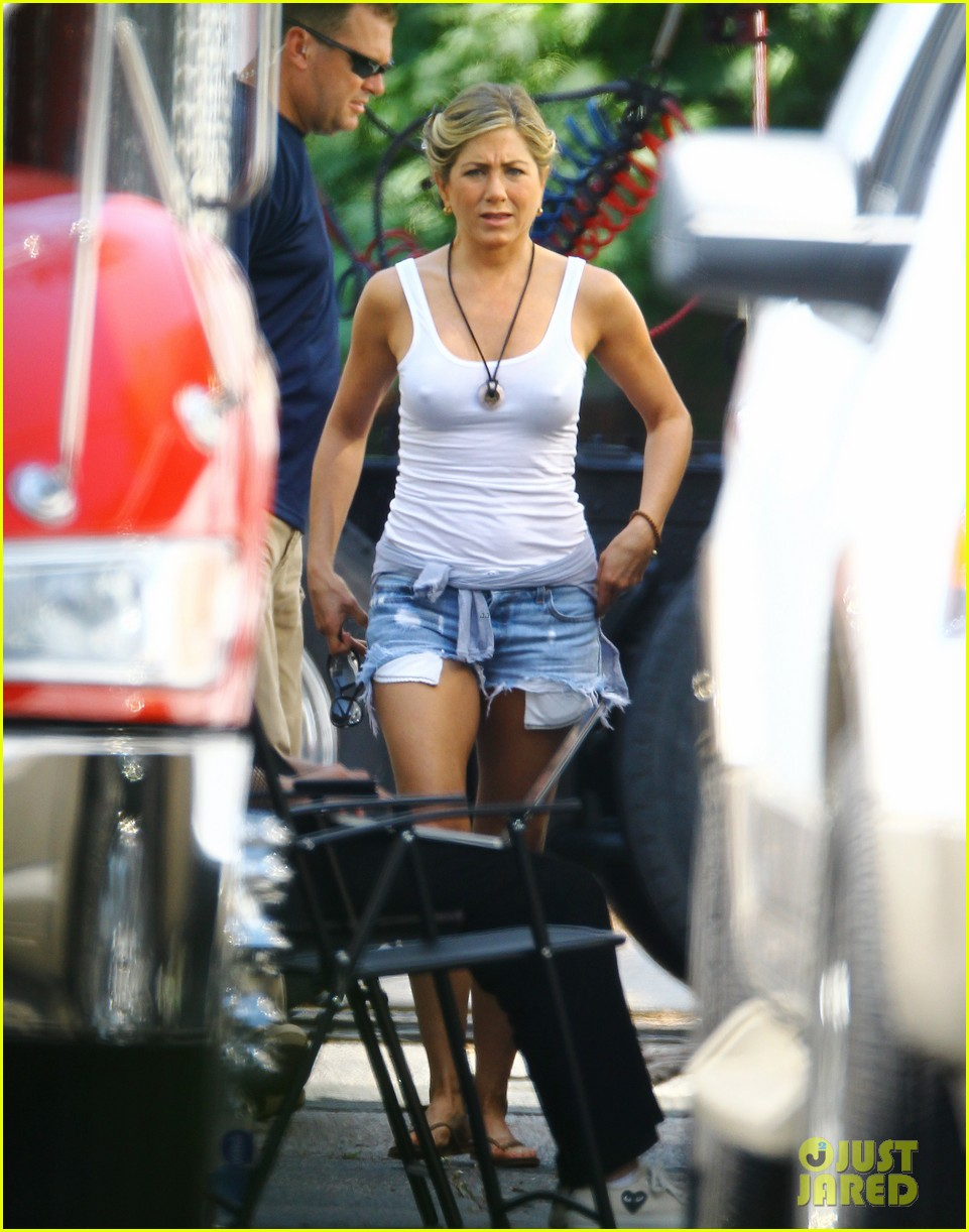 jennifer aniston were the millers in wilmington 22