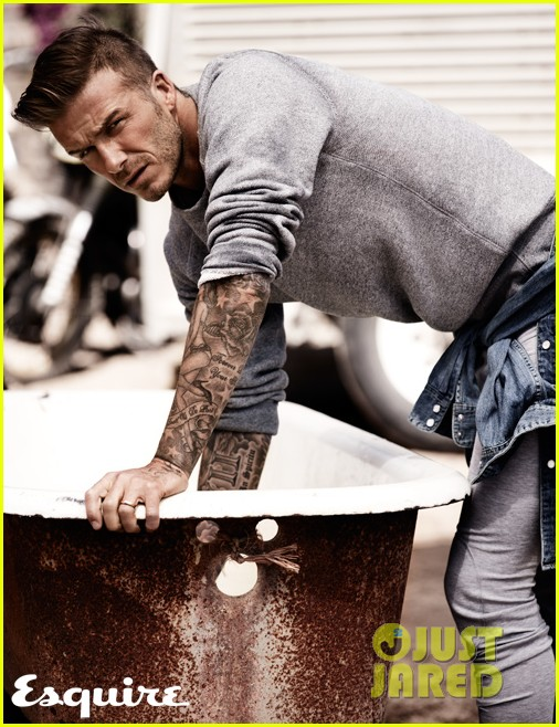 david beckham esquire cover 03