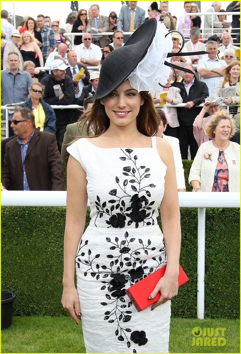 kelly brook goodwood event 08