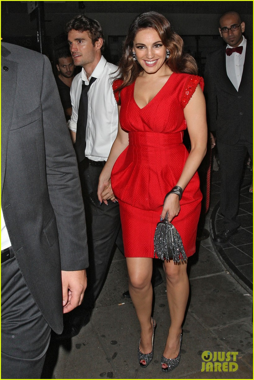 kelly brook keith lemon premiere after party 03