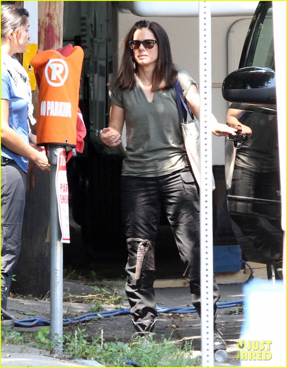 sandra bullock the heat set break 10