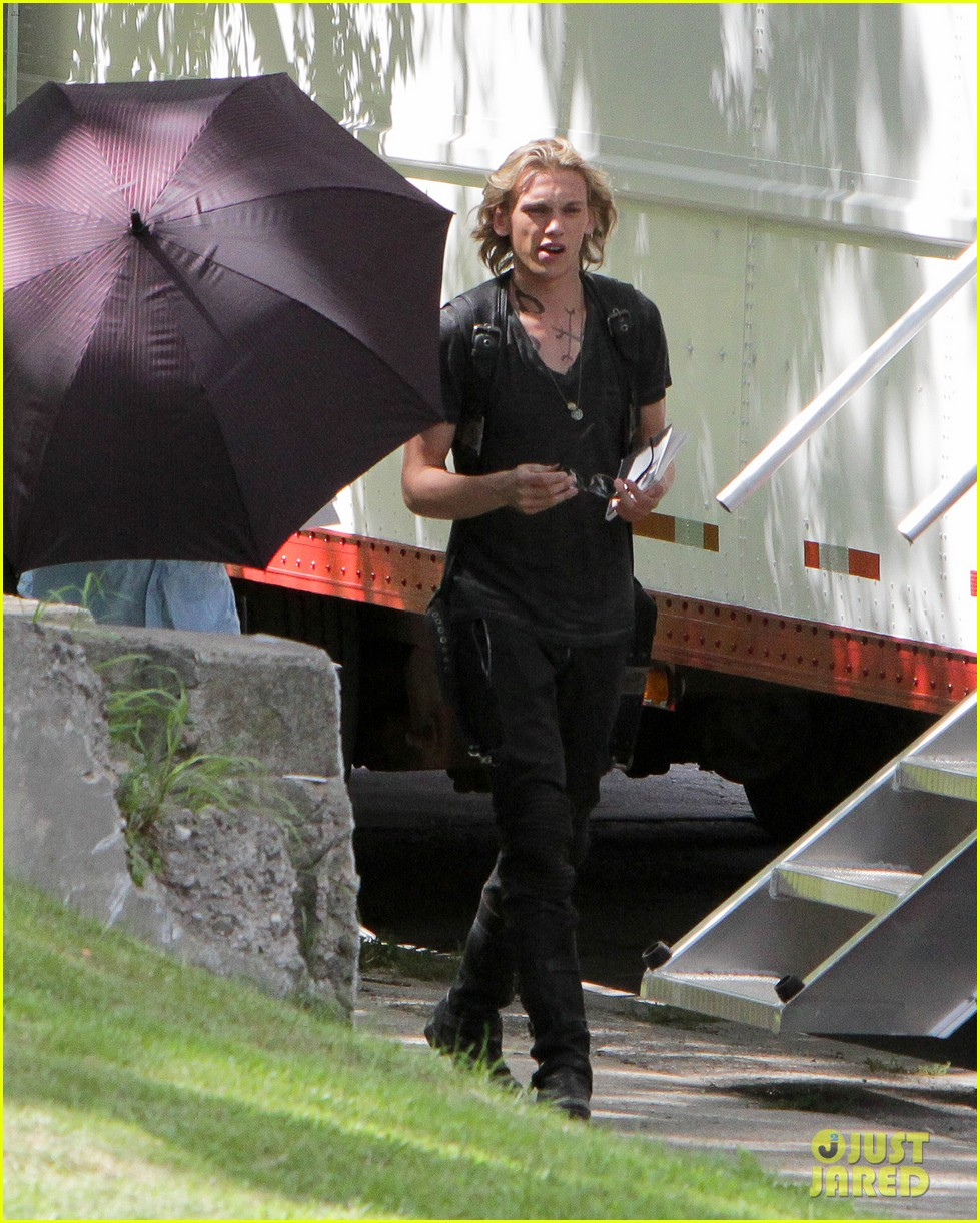 Jamie Campbell Bower Mortal Instruments